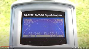 DAS202 Automatic Satellite Detection