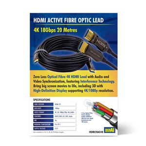 Laceys.tv Flyer Thumbnail for Download HDMI20AO4K