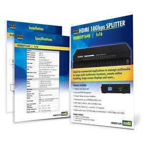 Laceys.tv Flyer Thumbnail for Download HDMISP164K
