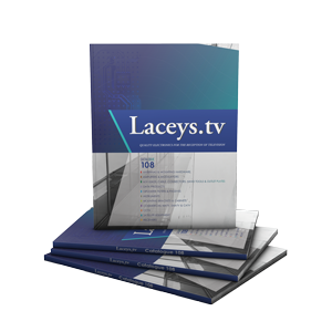 Laceys.tv TV Electronics Product Catalogue 2018-2019 (PDF)