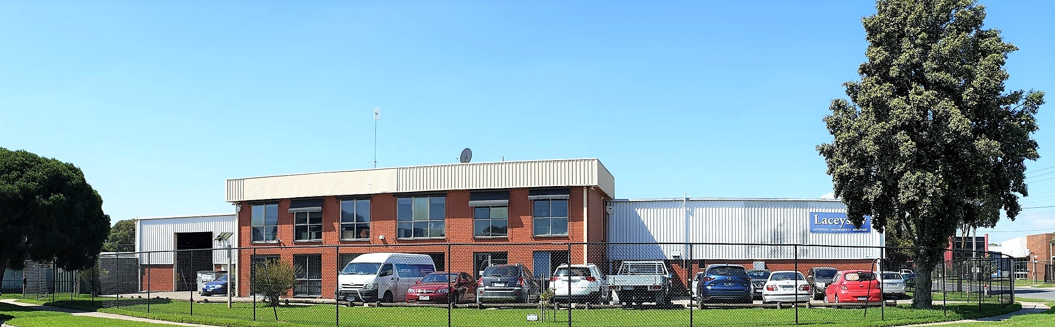 Laceys.tv Melbourne Branch Head Office Seaford Vic