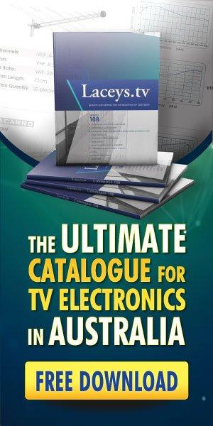 Laceys.tv TV Electronics Product Catalogue 2018-2019 (PDF)