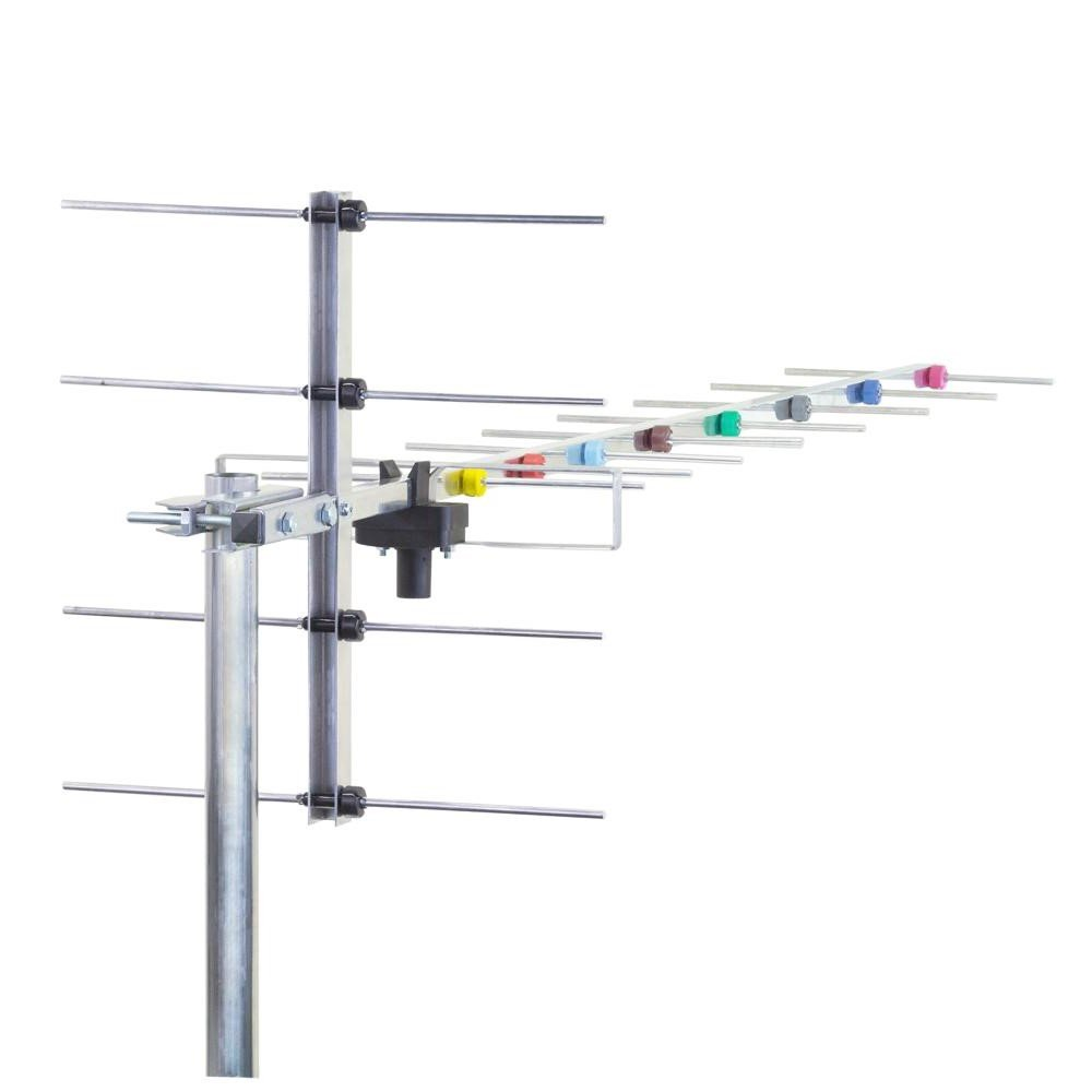 Antenna 10 Element YAGI Channel 28-35 15dB Gain FRACARRO