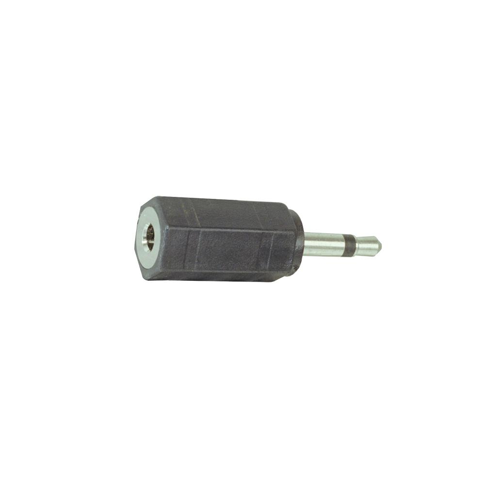 Adapter 3.5mm Male MONO to 3.5mm Female STEREO