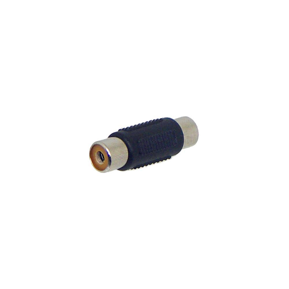 Adapter x1 RCA Female to x1 RCA Female