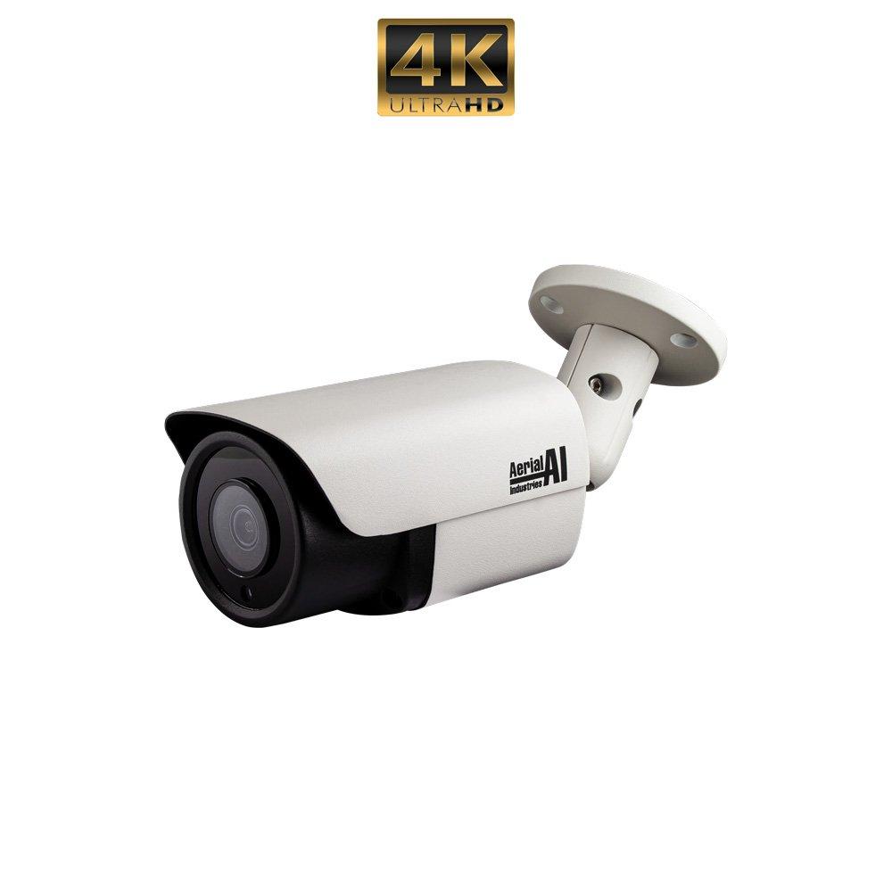 8MP Bullet IP Camera CCTV AERIAL INDUSTRIES