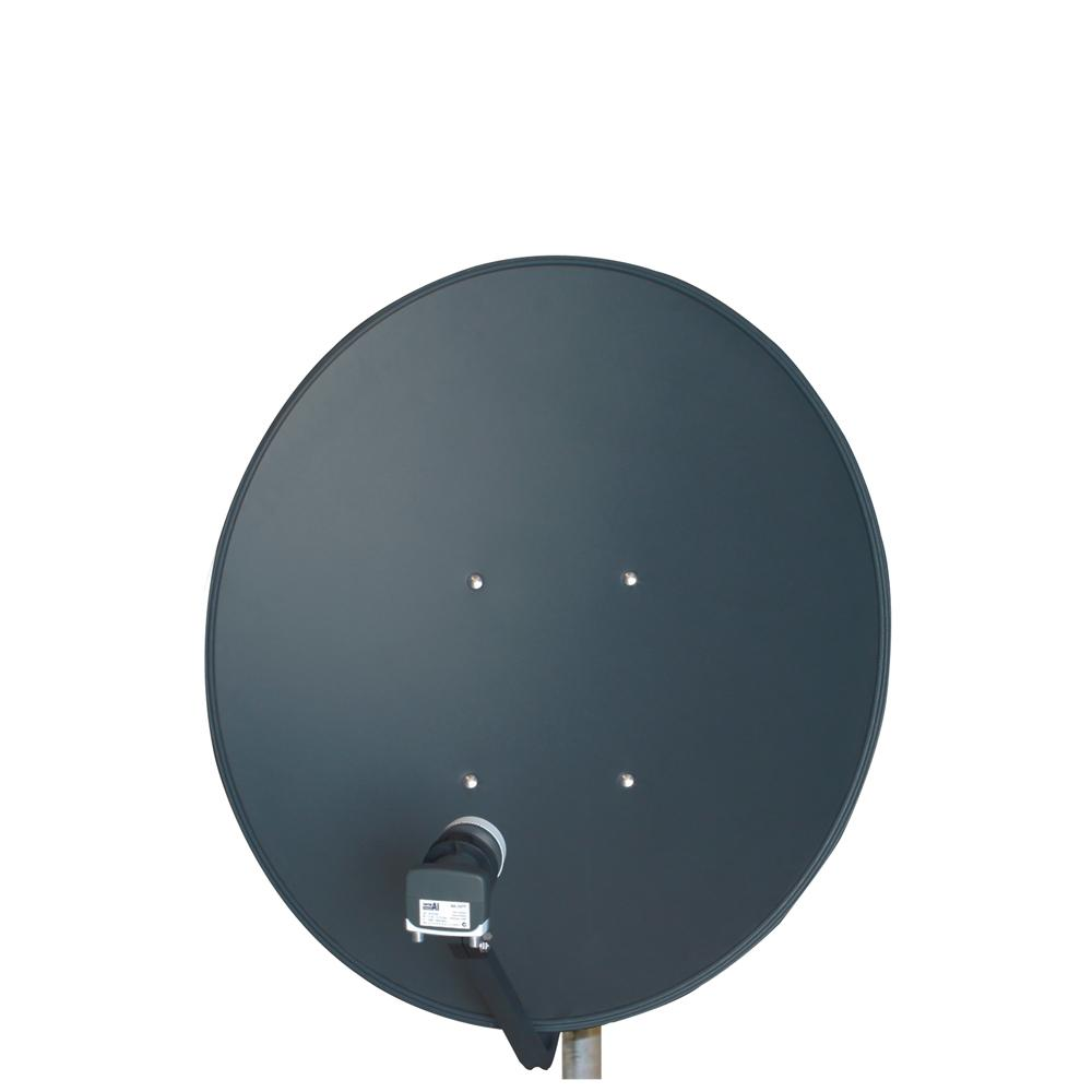 Satellite Dish 65cm Offset KU Band AI