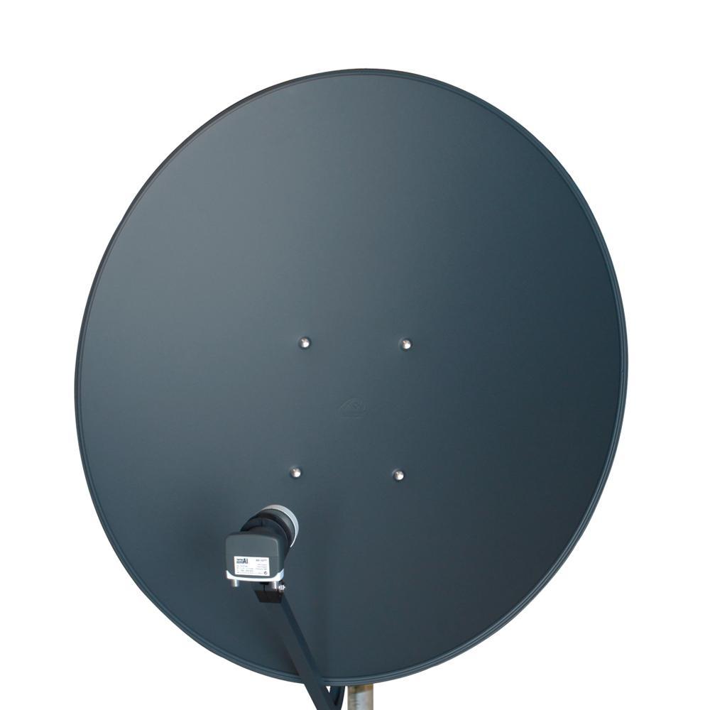 80cm KU Band Satellite Dish Offset