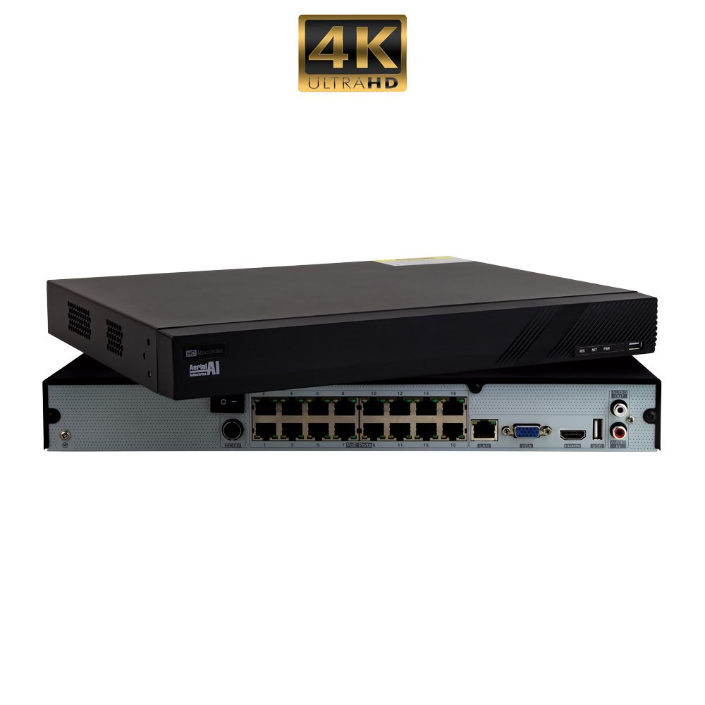16 Channel 8MP NVR
