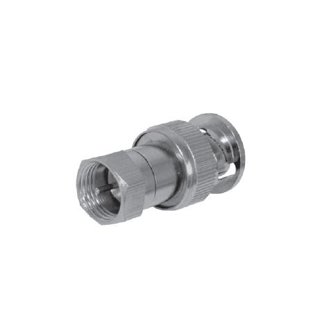 Adapter BNC Male to F Male