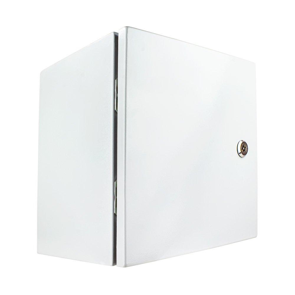 Cabinet Grey IP66 300 x 300 x 210mm Deep IP66 Weatherproof
