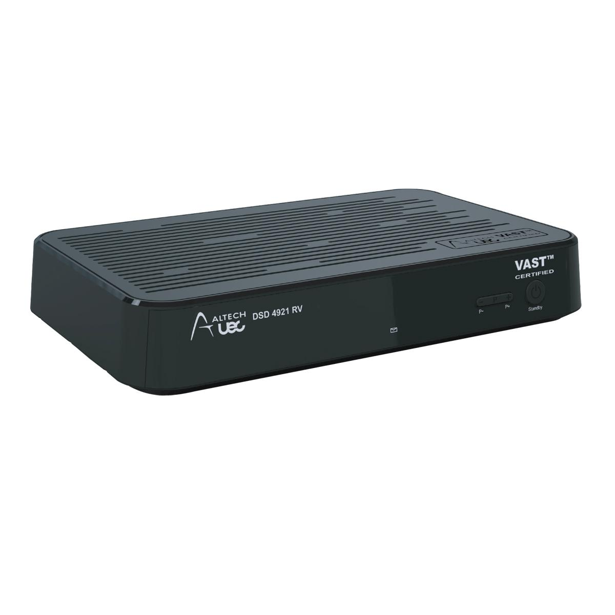 Altech Twin Tuner VAST HD Receiver