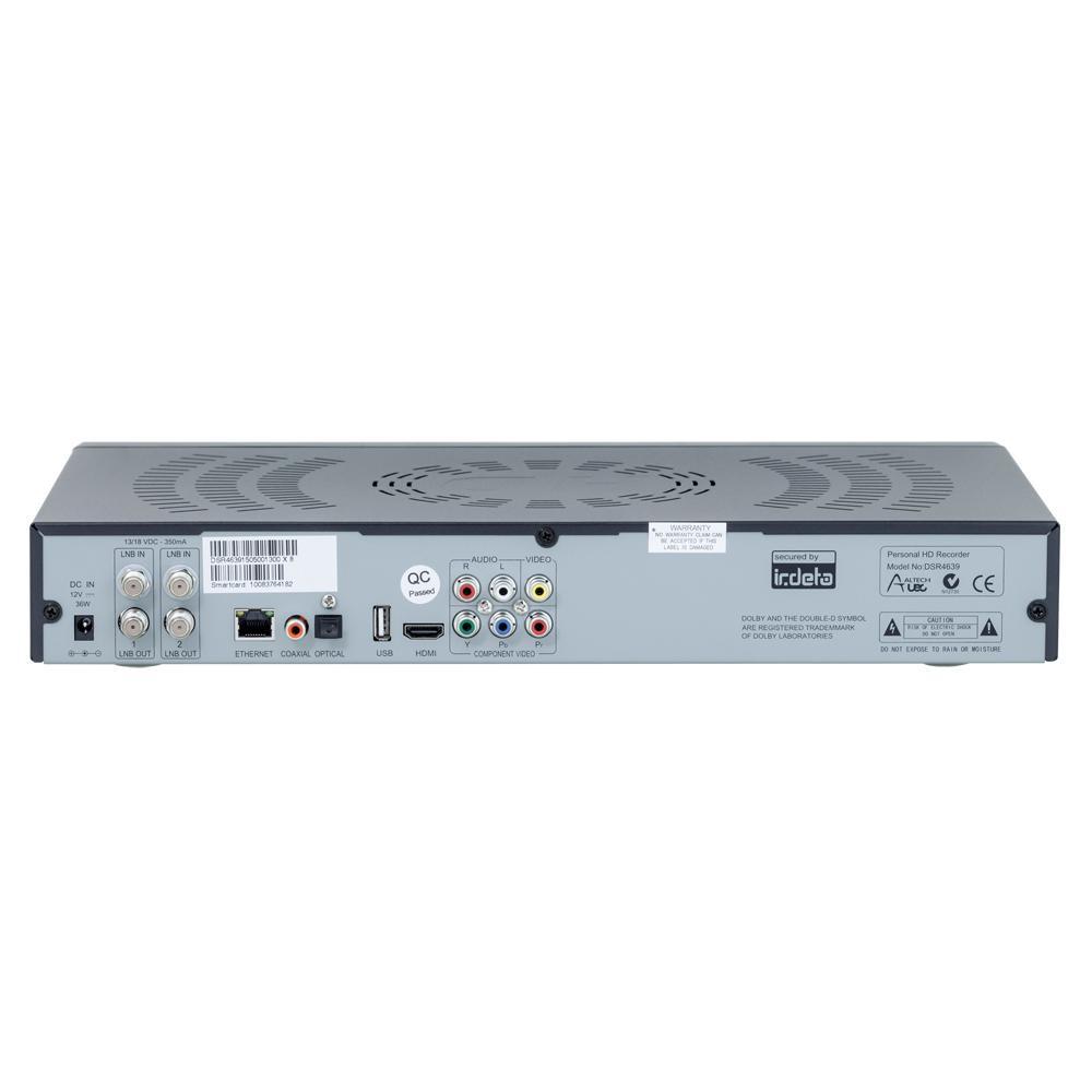 UEC VAST 1TB Dual Tuner PVR 12V/240V - Receivers, VAST Satellite ...