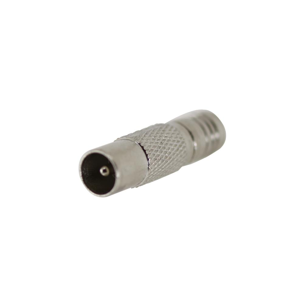 Adapter PAL Male Crimp RG59 Universal 11mm Connector