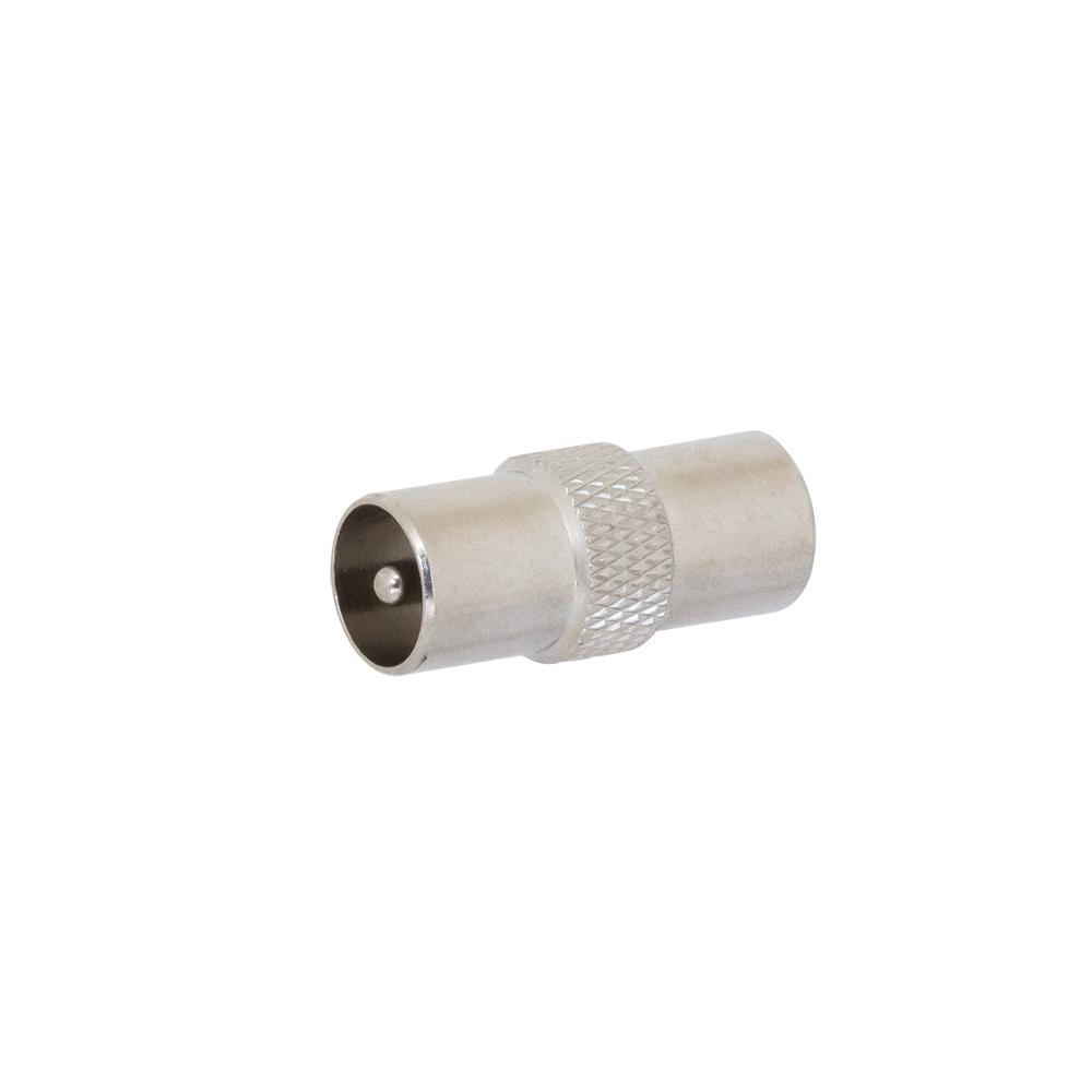 Adapter PAL Male to PAL Male All Metal