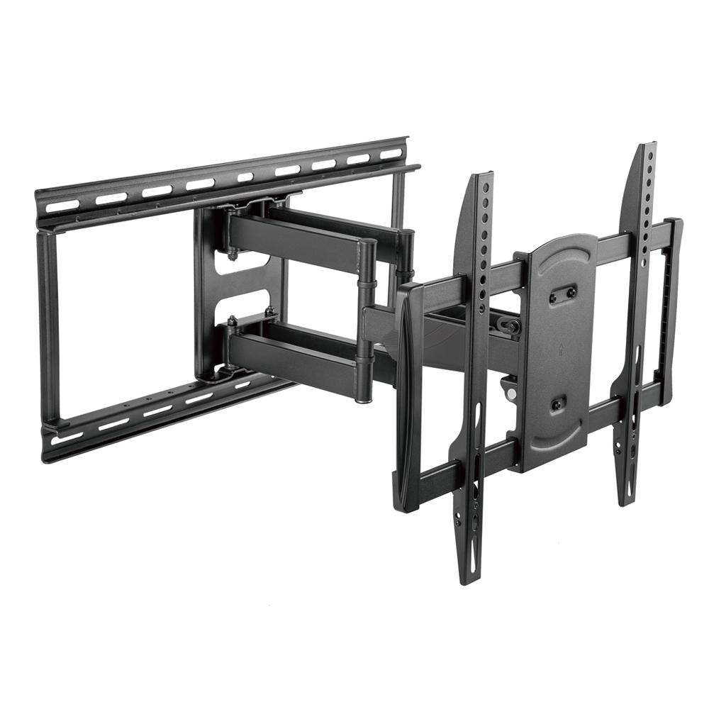 "37"" To 70"" Full Motion Wall Mount, Up To 65kg, for Flat & Curved TV Panels"