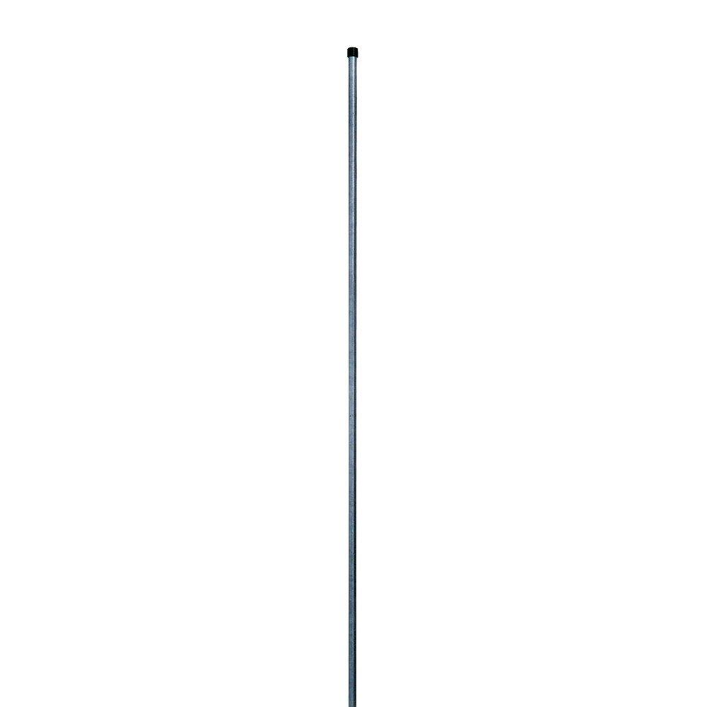 Mast 3.6 Metres x 32mm - 12 Feet x 1 1/4 Includes Cap
