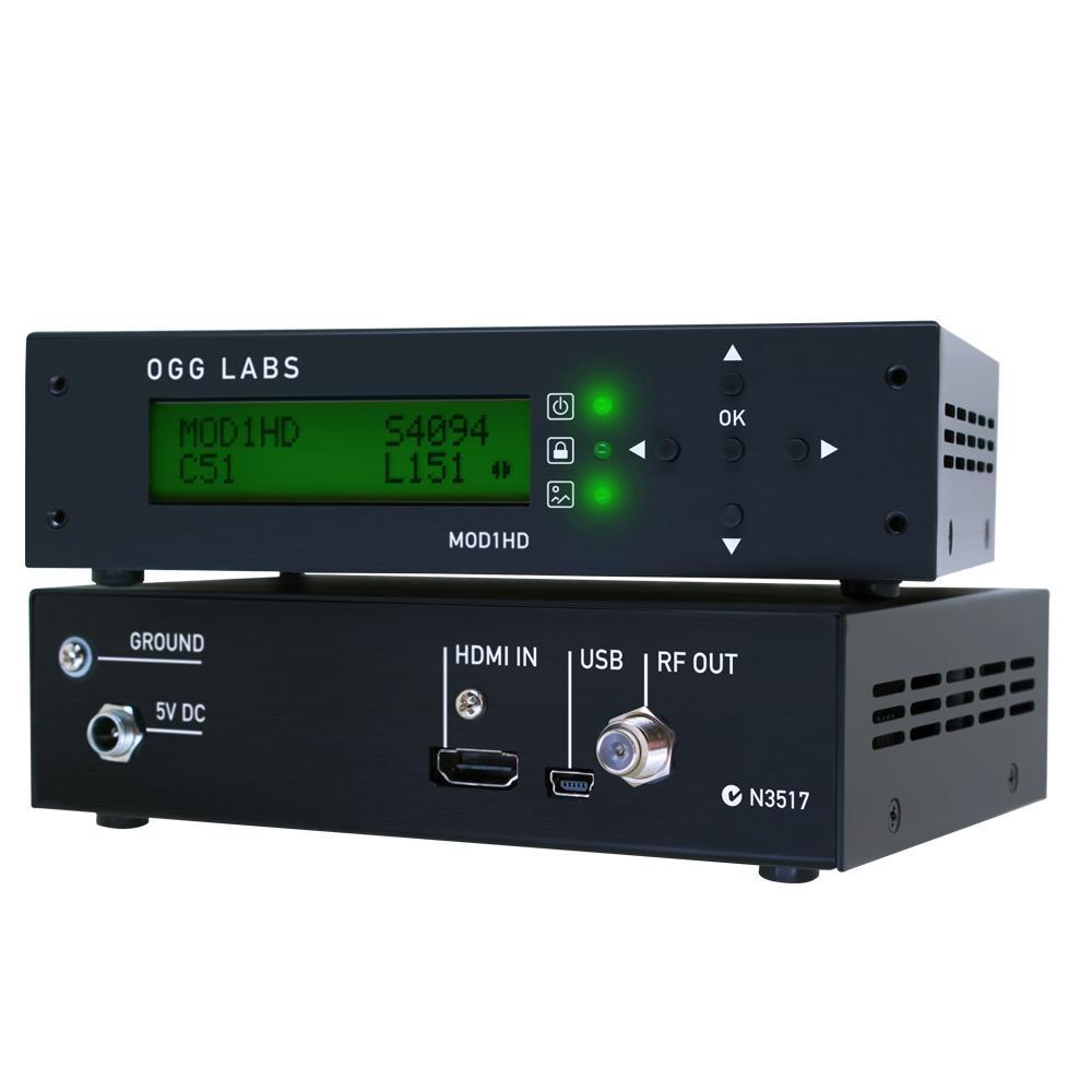 HD Modulator. Single HDMI input. MPEG 2