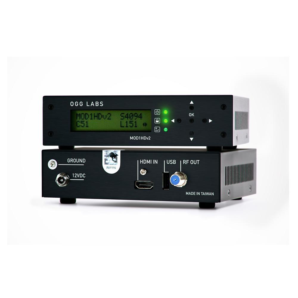 1080P HD Modulator. Single HDMI input. MPEG 2 (PAL)
