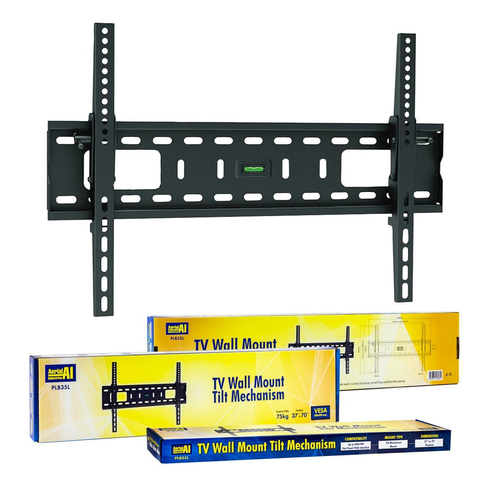 TV Wall Mount Bracket TILT VESA 600x400 37-70 Inch to 75kg