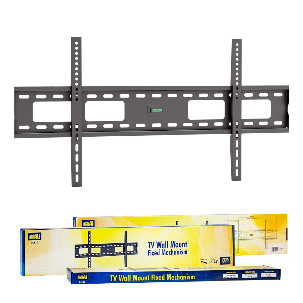 TV Wall Mount Bracket FIXED VESA 800x400 37-70 Inch to 75kg