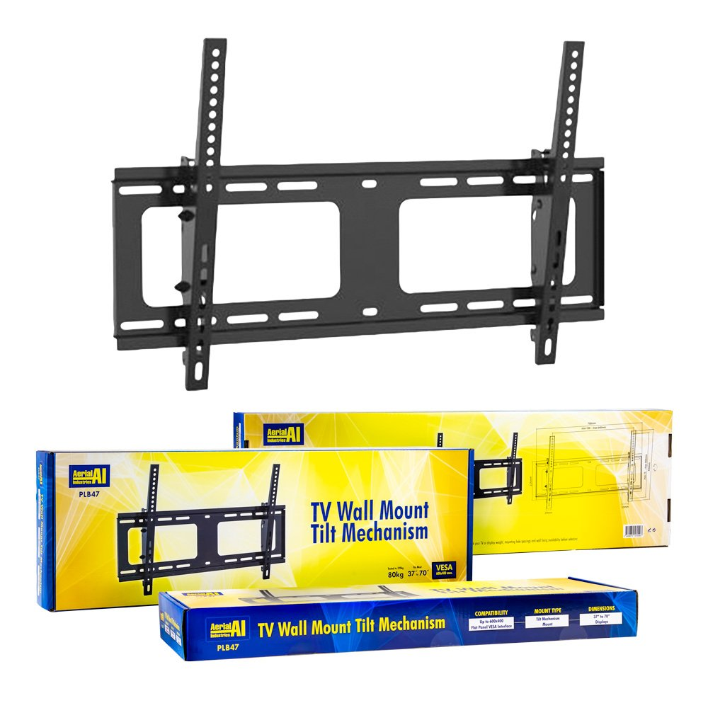 "TV Wall Bracket TILT 600x400 VESA 37""to70"" up to 80kg"
