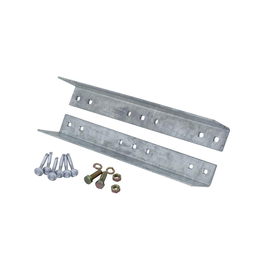Metal Batten Roof Mount Kit for Stay Bar Arms