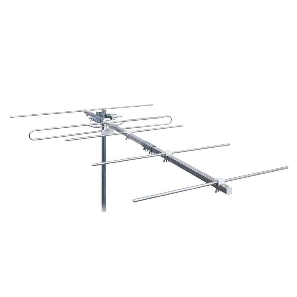 6 Element Yagi Band 3 Antenna 11db Gain Antennas Mounting