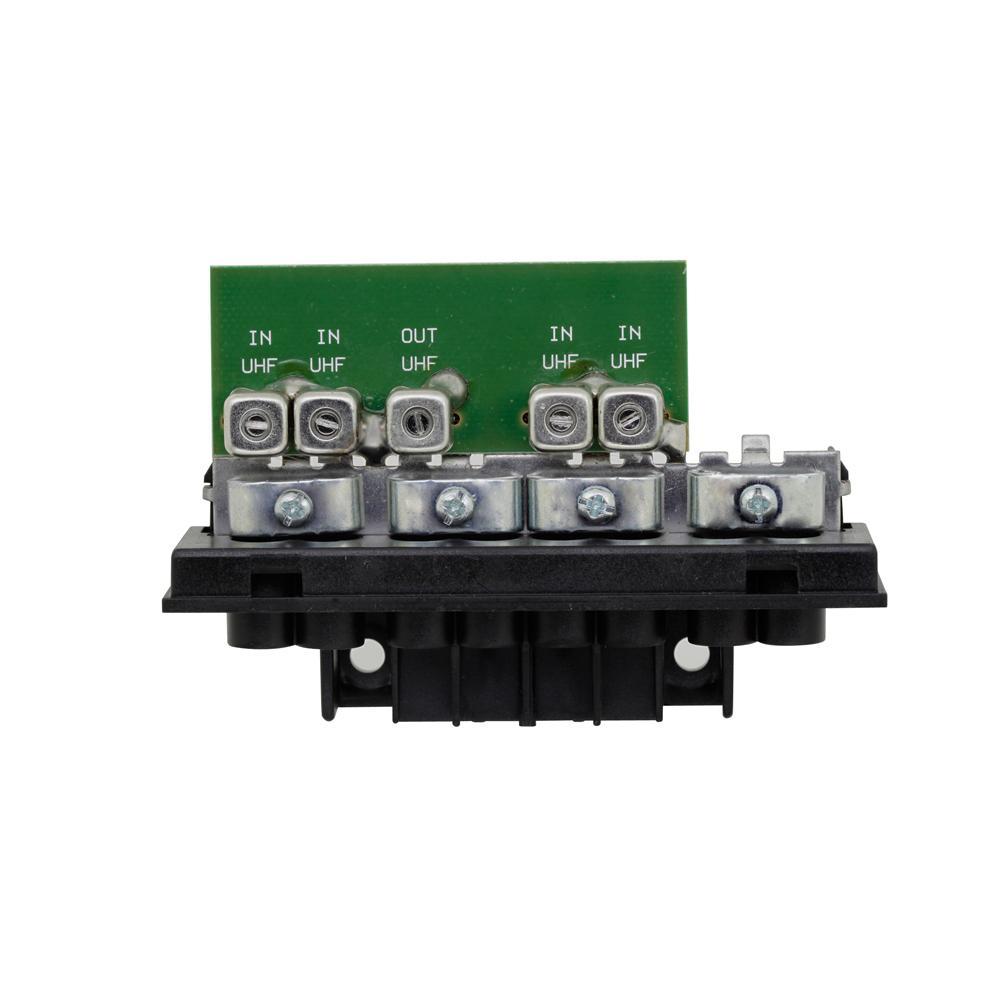 Coupler Stacking UHF Band 4-5 4 Way +6dB FRACARRO