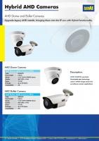 5MP Bullet AHD Camera CCTV AERIAL INDUSTRIES