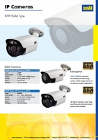 8MP Bullet IP Camera