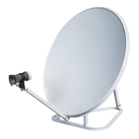 Portable Folding Satellite Dish 75cm - Click for more info