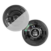 """Flush Mount Speaker Pair 6"""" 50 Watt AERIAL INDUSTRIES - Click for more info"""