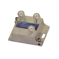 Splitter 2 Way 5 to 2400 MHz All Port Power Pass AERIAL INDUSTRIES