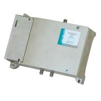 UBB Line Amplifier 40dB Gain with Return Path