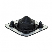 Rubber Boot EPDM Flash - Rafter Mount - for up to 55mm OD Pipe