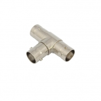 Adapter BNC Female to x2 BNC Female T Type