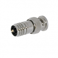 Connector Hex Crimp BNC Male RG6