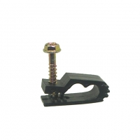 Cable Clip 7mm Screw for Double Cable (PK50)