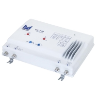 Distribution Amplifier 2 Inputs +42dB SAT IF -2dB VHF UHF Mix ALCAD
