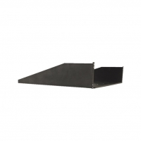 "2U High Cantilever Shelf 400mm Deep 19"" Wide"
