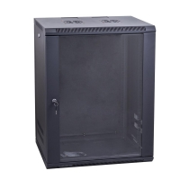 "Wall Cabinet 19"", Lockable 9RU  x 450mm Deep"