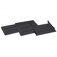 Data Cabinet Vented Sliding Shelf 380mm D x 445mm W - Click for more info