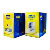 CAT6 UTP Cable 305 Metres Yellow
