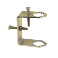 Caravan Draw Bar Mast Clamp - Click for more info