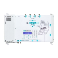 Terrestrial Compact Headend with 8 TV Tuner In / 8 DVB-T Output MUX
