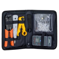 Premium Network Cable Tool Kit