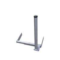 Satellite Dish Gutter Mount 600mm