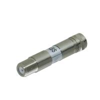 F Type Male - Female Fixed Attenuator 24dB, Power Pass