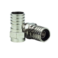 RG6 Hex Crimp F Connector - Click for more info